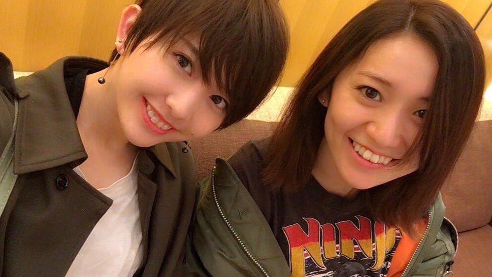 大島さんとハネちゃん
