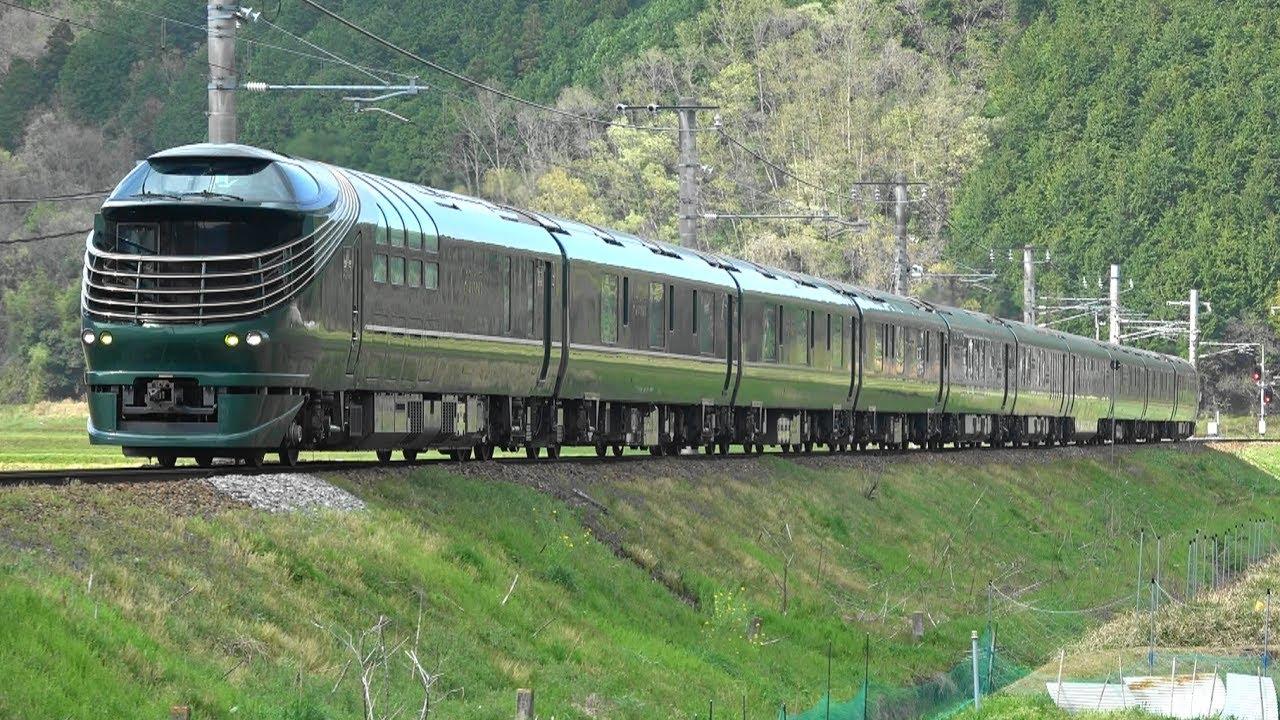 「瑞風」とは何と読む?「TWILIGHT EXPRESS 瑞風(トライライト・エクスプレス・ミズカゼ)」という高級寝台列車との事。
