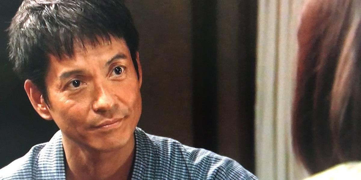 NHK朝の連続テレビ小説「ひよっこ」のヒロイン、みね子のお父さん。谷田部実(やたべみのる)役演じる沢村一樹(さわむらいっき)さん。