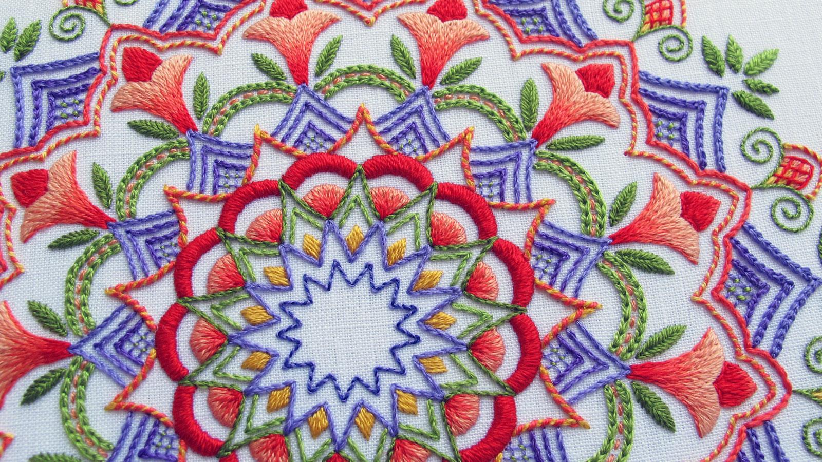 「エンブロイダリー」とはどういう意味?英語で「Embroidery」と記述するとの事。