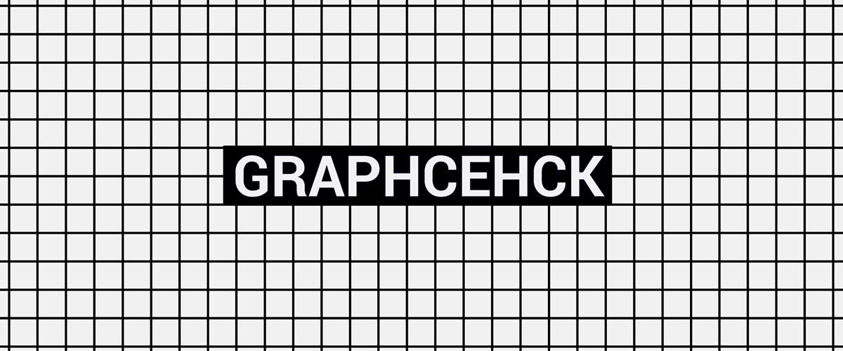「グラフチェック」とはどういう柄?英語で「Graph check」と記述するとの事。