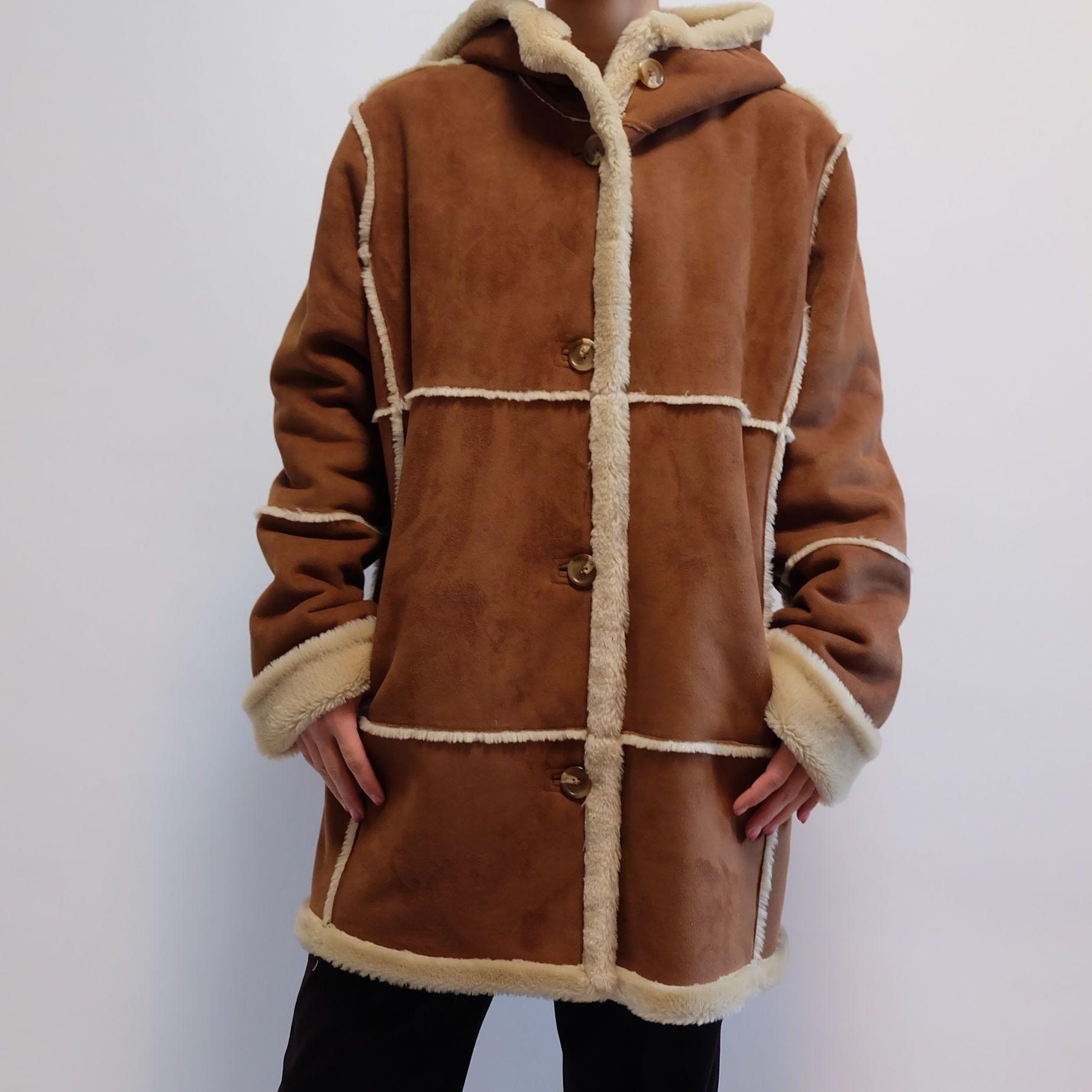 mouton-coat