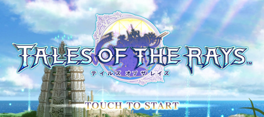 Tales-of-the-rays