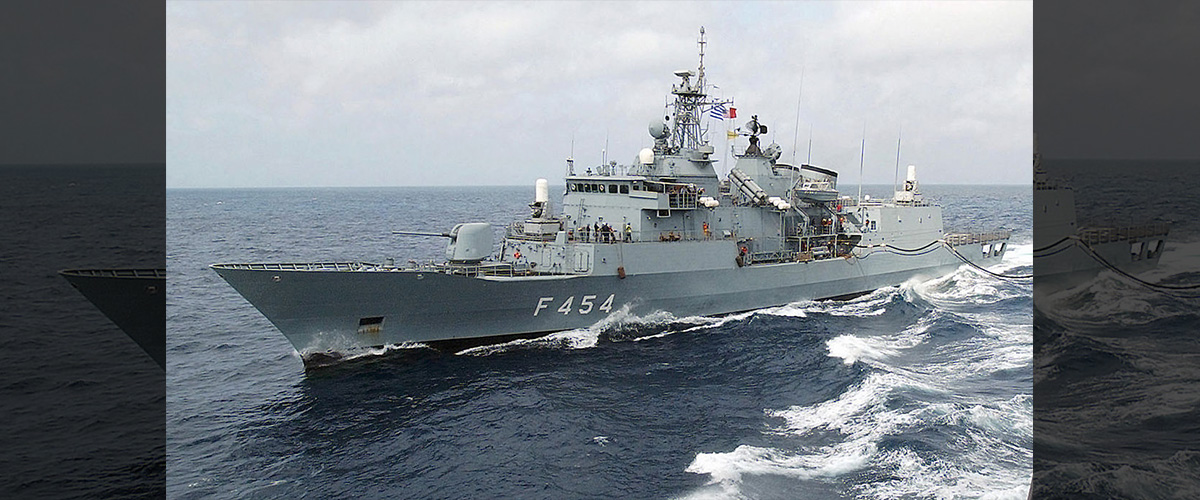 「フリゲート艦」の「フリゲート」とはどういう意味?英語で「Frigate」と記述するとの事。