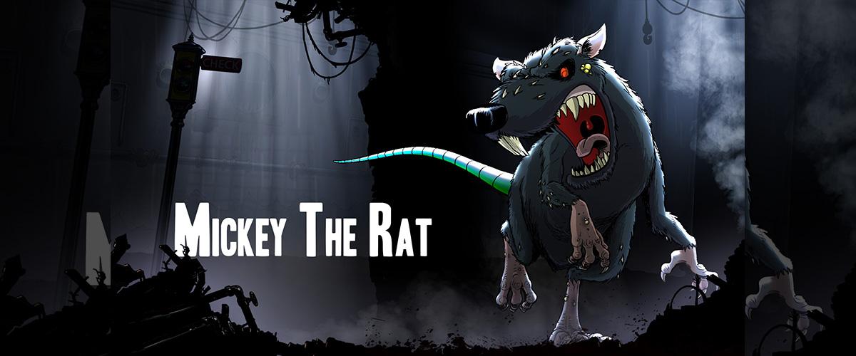 英語でネズミを意味する「マウス」と「ラット」。その違いとは?英語で「mouse」と「rat」と記述するとの事。
