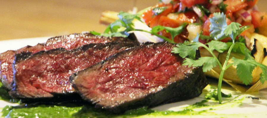 Hanger-steak