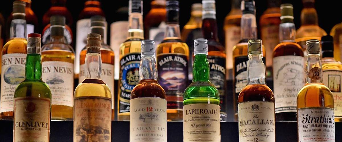 「スコッチウィスキー」とはどういう意味?英語で「Scotch whisky」と記述するとの事。