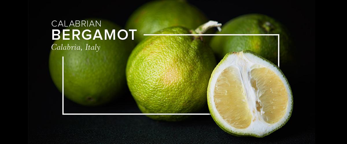 「ベルガモット」とはどういう意味?英語で「Bergamot」と記述するとの事。
