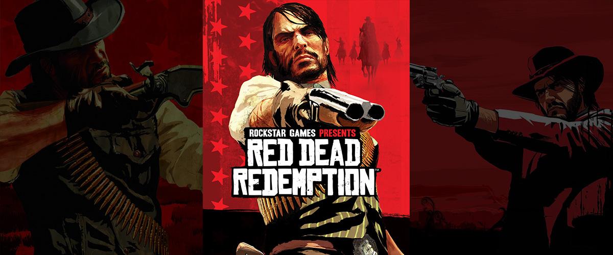 「レッド・デッド・リデンプション」とはどういう意味?英語で「RED DEAD REDEMPTION」と記述するとの事。