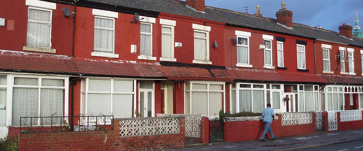 そもそも「テラスハウス」とはどういう意味?英語で「terrace house」と記述するとの事。