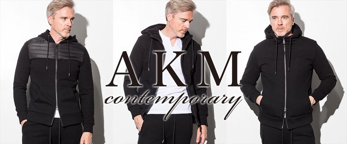 「AKM Contemporary」とは何と読む?またどういう意味?正解は「エイケイエムコンテンポラリー」と読むとの事。