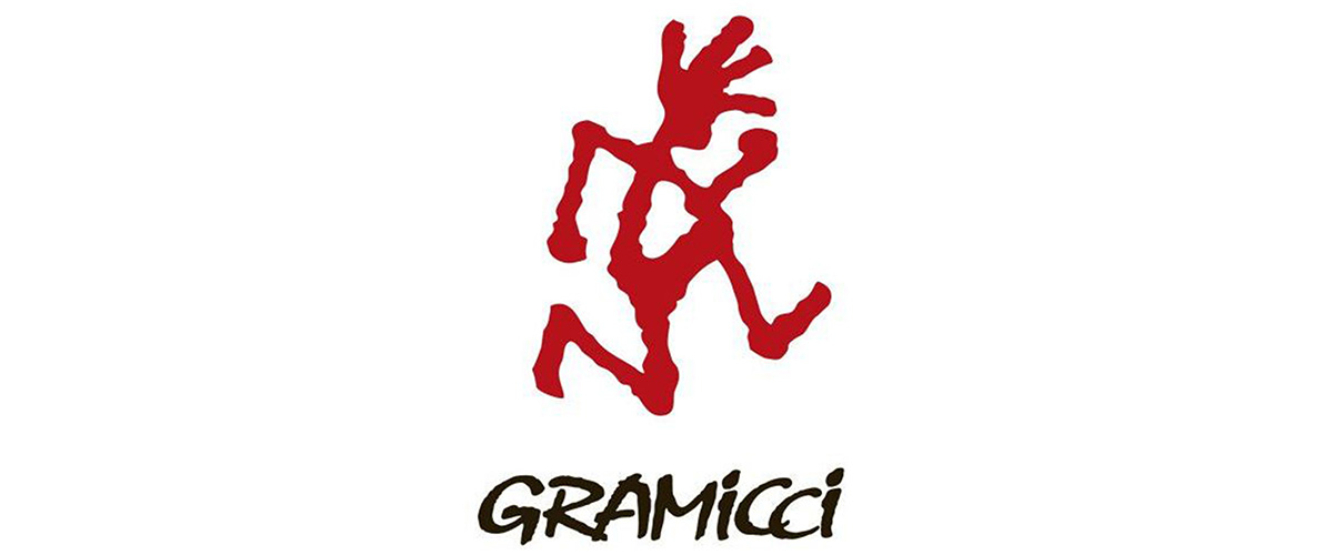 「GRAMICCI」とはどういう意味?また何と読む?正解は「グラミチ」と読むとの事。