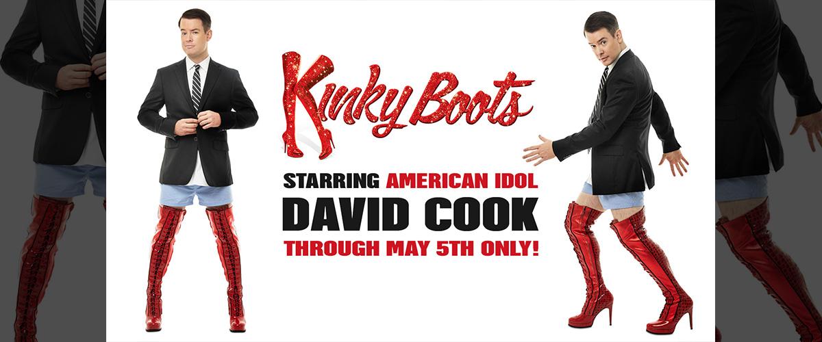 「キンキーブーツ」とはどういう意味?英語で「Kinky Boots」と記述するとの事。