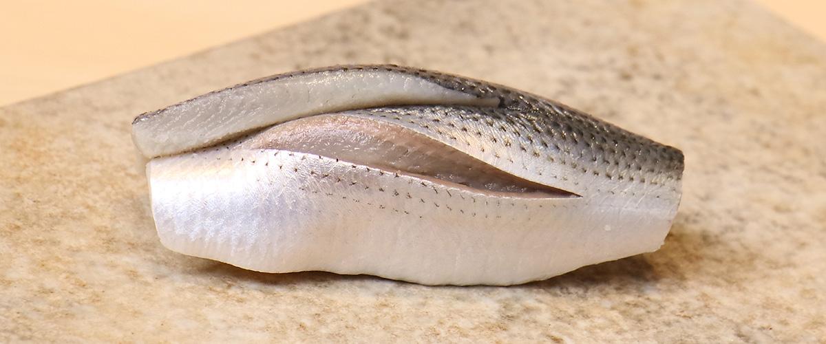 そもそも「こはだ」とはどういう魚?「コノシロ」というニシンの仲間になるとの事。