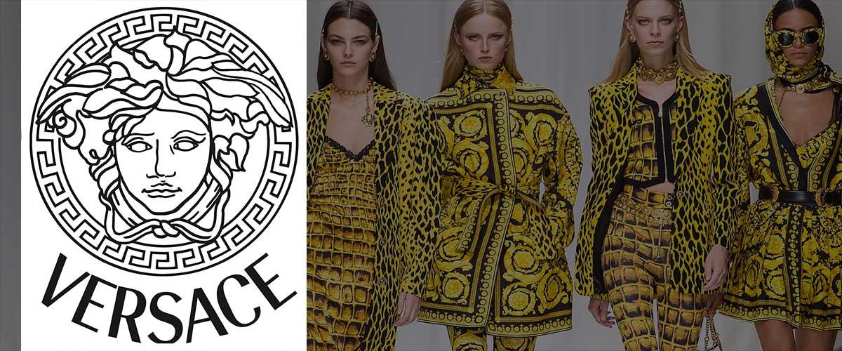 「ベルサーチ」とはどういう意味?アルファベットで「Versace」と記述するとの事。