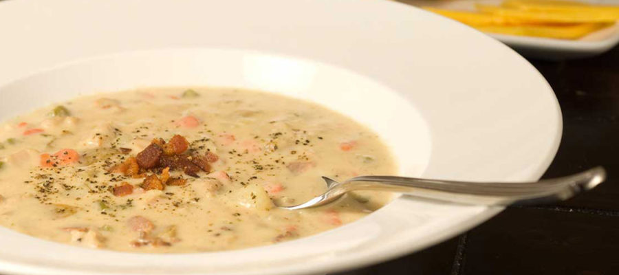clam-chowder
