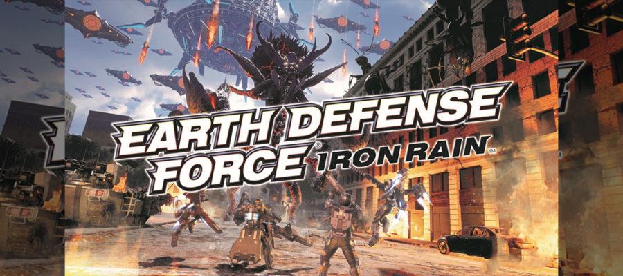 EARTH-DEFENSE-FORCE