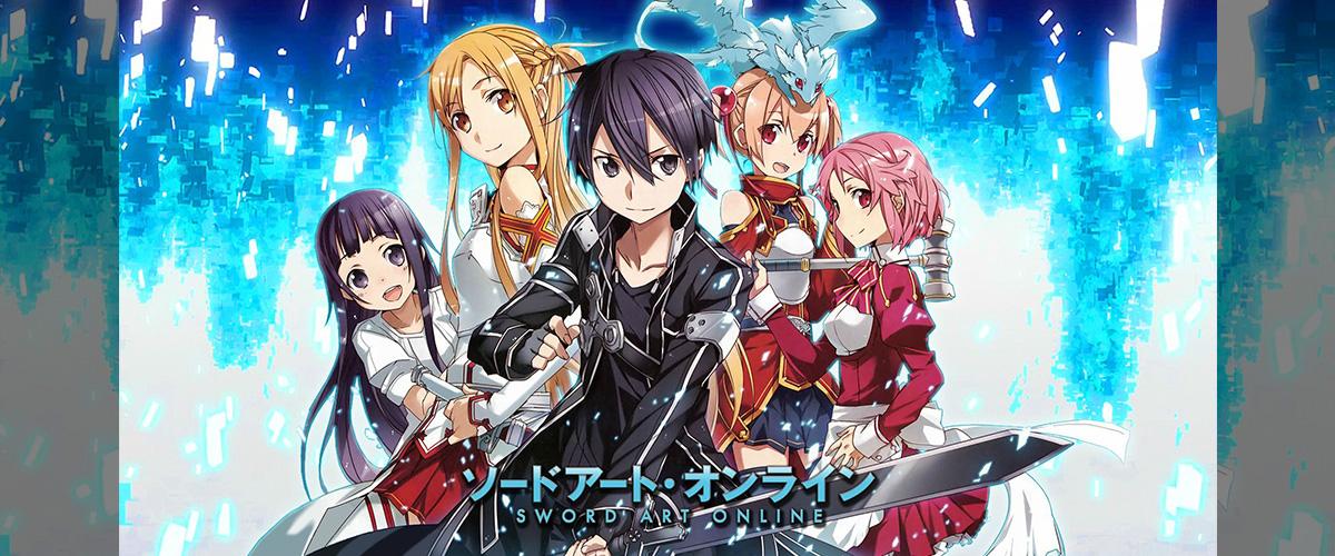 「ソードアート・オンライン」とはどういう意味?英語で「Sword Art Online」と記述するとの事。