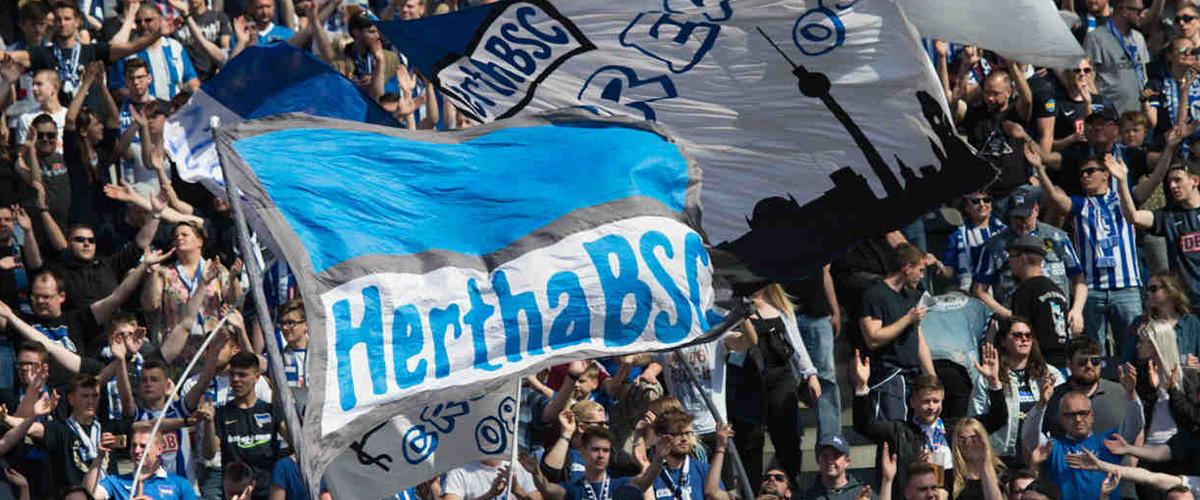 「ヘルタ・ベルリン」の「ヘルタ」とはどういう意味?ドイツ語で「Hertha」と記述するとの事。