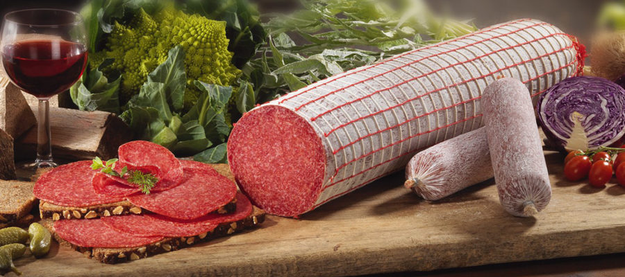 Salame-ungherese