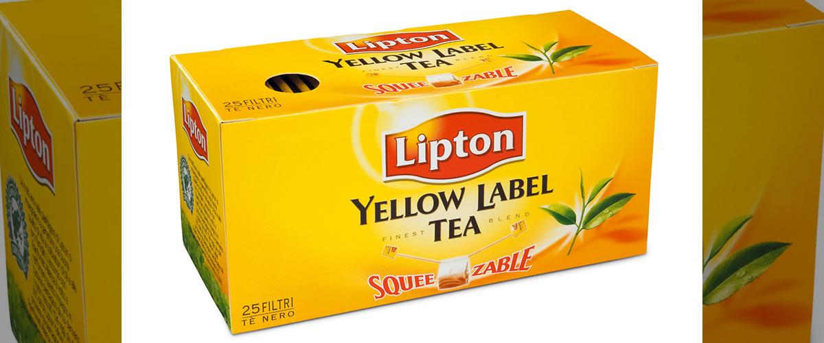 そもそも「リプトン」とはどういう意味?アルファベットで「Lipton」と記述するとの事。