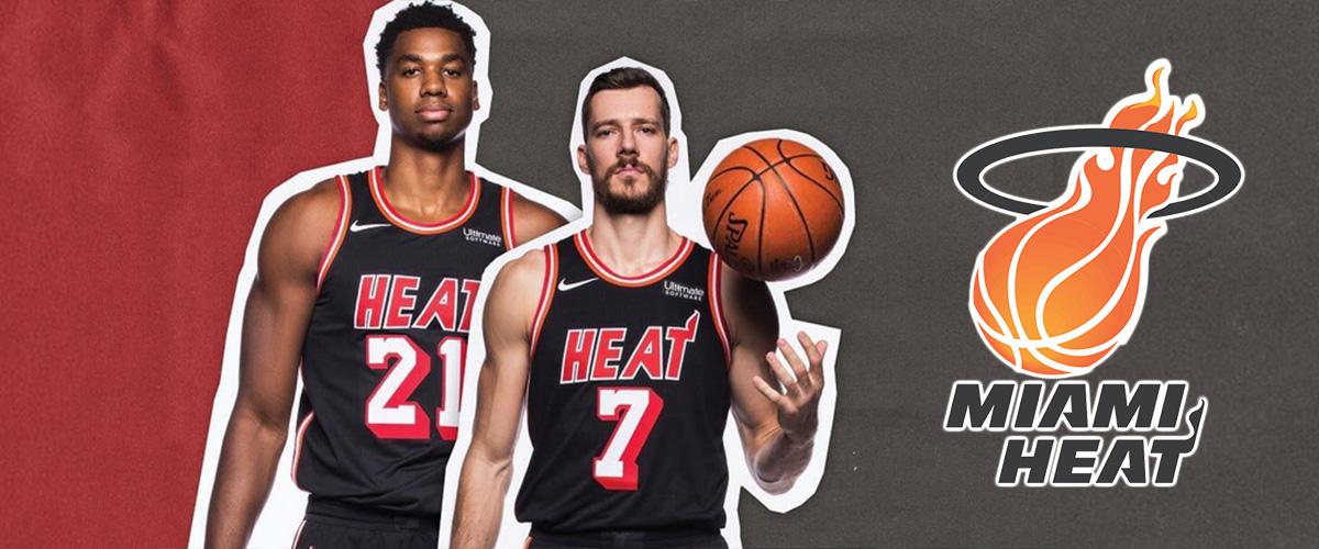 「マイアミ・ヒート」とはどういう意味?英語で「Miami Heat」と記述するとの事。