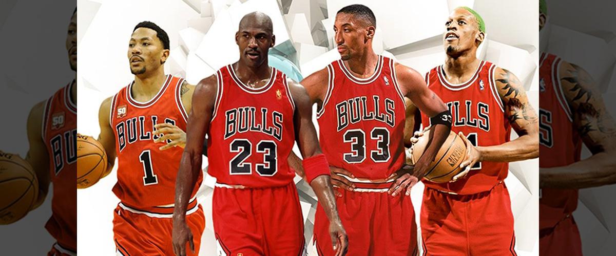 「シカゴ・ブルズ」とはどういう意味?英語で「Chicago Bulls」と記述するとの事。