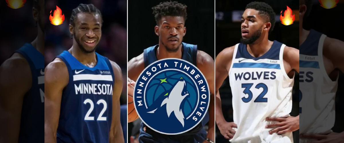 「ミネソタ・ティンバーウルブズ」とはどういう意味?英語で「Minnesota Timberwolves」と記述するとの事。