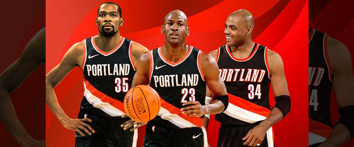 「ポートランド・トレイルブレイザーズ」とはどういう意味?英語で「Portland Trail Blazers」と記述するとの事。
