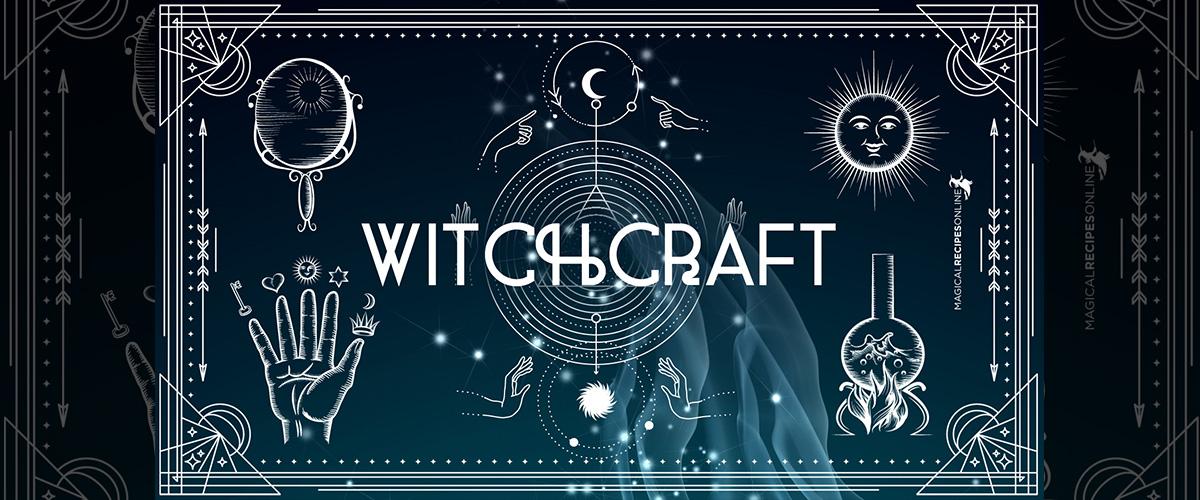 「ウィッチクラフト」とはどういう意味?英語で「witchcraft」と記述するとの事。