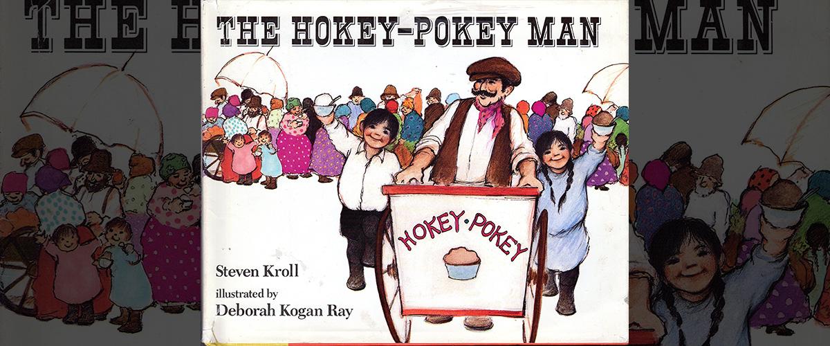 「ホーキーポーキー」とはどういう意味?アルファベットで「HOKEY-POKEY」と記述するとの事。