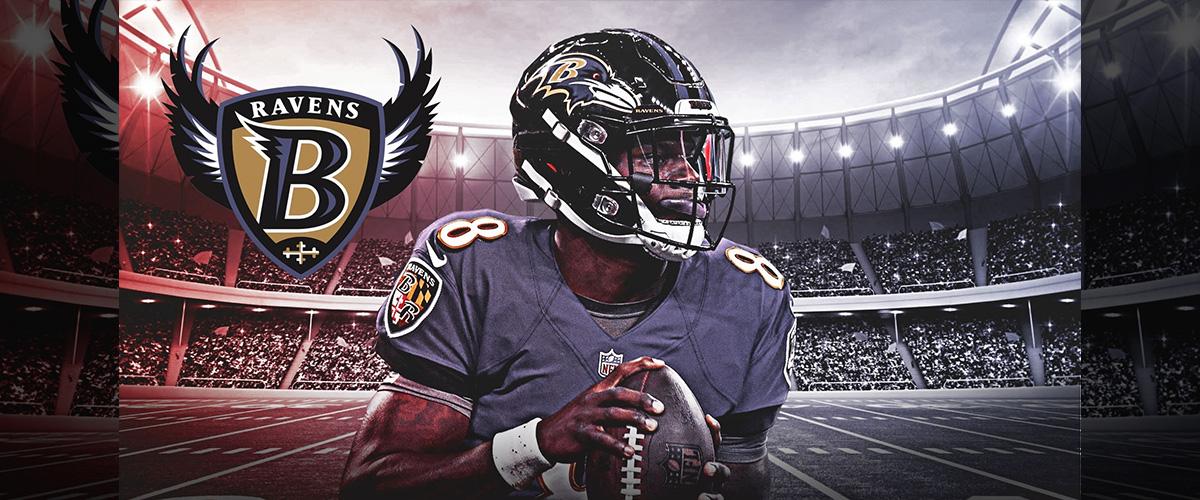 「ボルチモア・レイブンズ」とはどういう意味?英語で「Baltimore Ravens」と記述するとの事。