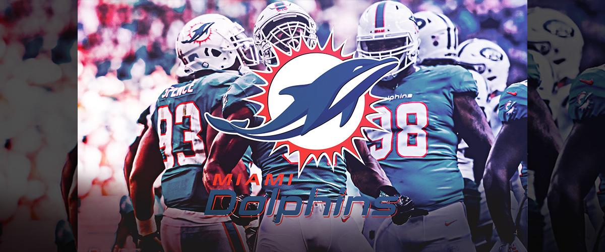 「マイアミ・ドルフィンズ」とはどういう意味?英語で「Miami Dolphins」と記述するとの事。