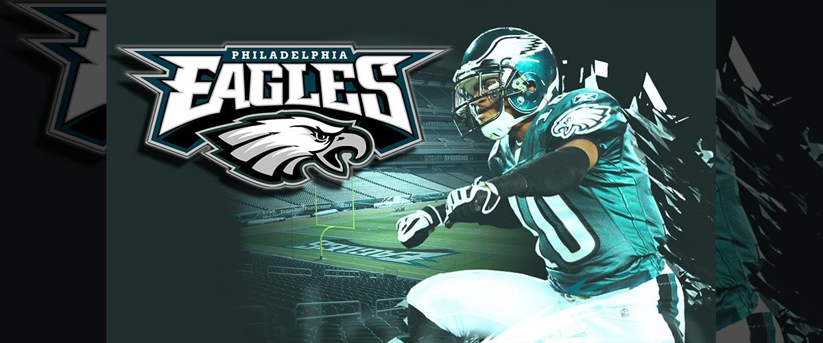 「フィラデルフィア・イーグルス」とはどういう意味?英語で「Philadelphia Eagles」と記述するとの事。