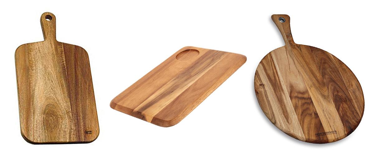 「サービングボード」とはどういうもの?英語で「Serving Board」と記述するとの事。