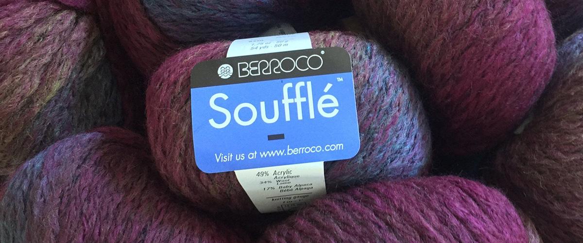 Souffle-yarn