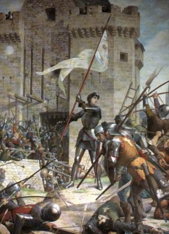 Jeanne-d'Arc