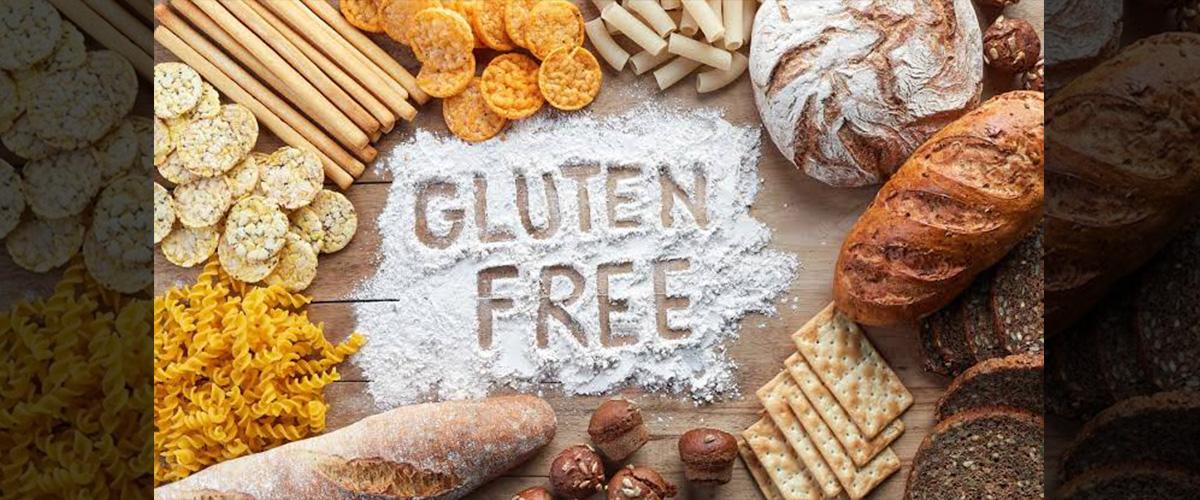 「グルテンフリー」とはどういう意味?英語で「Gluten-free」と記述するとの事。