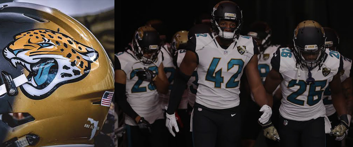「ジャクソンビル・ジャガーズ」とはどういう意味?英語で「Jacksonville Jaguars」と記述するとの事。