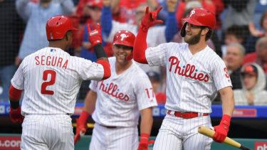 「フィラデルフィア・フィリーズ」とはどういう意味?英語で「Philadelphia Phillies」と記述するとの事。