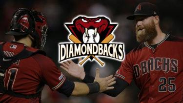 「アリゾナ・ダイヤモンドバックス」とはどういう意味?英語で「Arizona Diamondbacks」と記述するとの事。