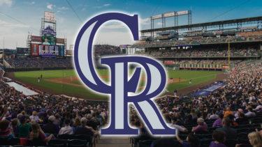 「コロラド・ロッキーズ」とはどういう意味?英語で「Colorado Rockies」と記述するとの事。