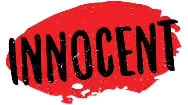 「イノサン」とはどういう意味?フランス語で「Innocent」と記述するとの事。