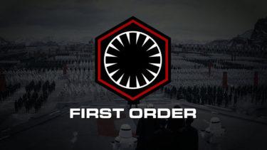 「ファーストオーダー」とはどういう意味?英語で「first order」と記述するとの事。