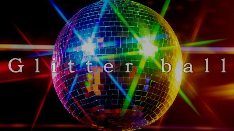 Glitter-ball