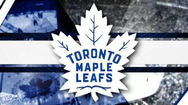 「トロント・メープルリーフス」とはどういう意味?英語で「The Toronto Maple Leafs」と記述するとの事。