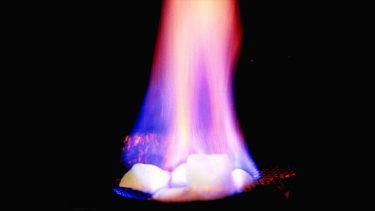 「メタンハイドレート」とはどういう意味?英語で「methane hydrate」と記述するとの事。