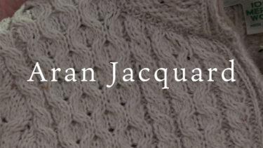 Aran Jacquard