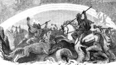 「ラグナロク」とはどういう意味?アルファベットで「Ragnarok」と記述するとの事。