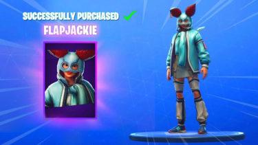 「フラップジャッキー」とはどういう意味?英語で「Flap Jackie」と記述するとの事。